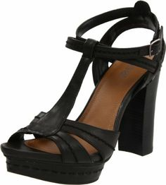Kenneth Cole REACTION Womens N Ever Again BN Platform Sandal,Black,9 M US | Shoes For Girls