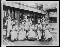 The Manchu also maintained the social system of the Ming. The values of respect for rank and acceptance of hierarchy were emphasized. The extended family remained the core unit among the elite. Women continued under the dominance of elder men. Their lives centered on the household. Daughters were less wanted than sons, and female infanticide probably rose during this period. Lower-class women continued to work in fields and markets.