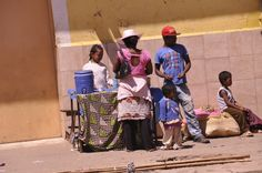 Hochland Fianarantsoa Marktfrauen