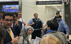 Trump's Border Patrol Defies Judge, U.S. Senator at Dulles Airport as His First Constitutional Crisis Unfolds
