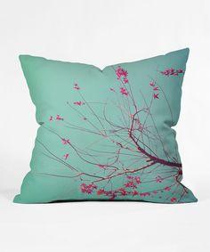 Happee Monkee Red Stars Throw Pillow #decor