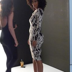 Another @EssenceMag  moment! Behind the scenes at my 2011 Fall Fashion cover shoot #Essence #BlackWomenInHollywood #BTS