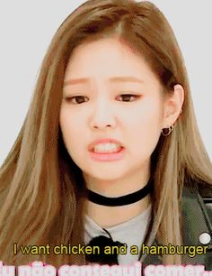 Jennie doing a cute and precious baby voice on Weekly Idol  #blackpink#jennie#black pink#kim jennie#black pink edit#my