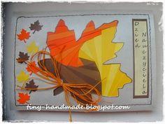 Jesiennie Cover, Books, Handmade, Libros, Hand Made, Book, Book Illustrations, Libri, Handarbeit