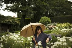 Be like Ina Garten!! the garden, the food, the genuine and sincere yet oblivious snobbery...