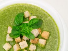 Clam and Spinach Soup