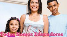 """""""Educação transformadora pelo viés da maternidade"""". Conheça a iniciativa 5 Atitudes pela Educação, do Todos pela Educação. Saiba mais aqui neste artigo: http://mamaepratica.com.br/2016/04/28/educacao-transformadora-e-a-maternidade   #educaçãotransforma"""