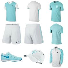 Roger Federer's Outfit for Shanghai and Basel 2015