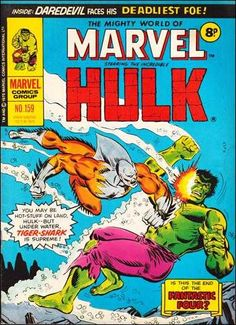 The Mighty World of Marvel #159