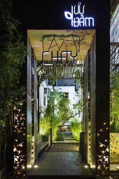 Gallery of ƯU ĐÀM Vegetarian Restaurant / Le House - 10