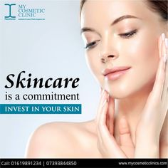 Our experts are providing helpful advice for the latest skin care tips & beauty trends. For more info: or call now: 01619891234 Scar Treatment, Skin Care Treatments, Botox Migraine, Skin Specialist Doctor, Nose Reshaping, Skin Center, Laser Skin Care, Cosmetic Clinic, Face Care Routine