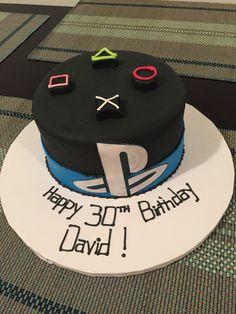 Playstation cake                                                                                                                                                     Más