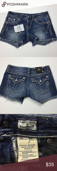 Miss Me Jean Shorts JE5014H25 Miss Me Jean Shorts JE5014H25 - EUC Miss Me Shorts Jean Shorts
