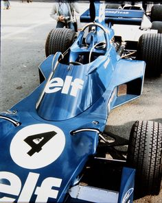 Tyrrell 007 (Monaco 1974) by F1-history on DeviantArt