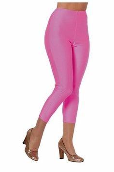 Legging in neon roze is een luxe legging en een hoog draagcomfort  Samenstelling   85% 89be270cfd94