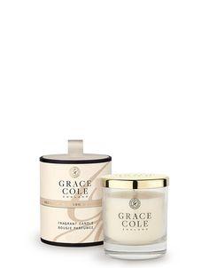 Nectarine Blossom & Grapefruit candle - Grace Cole