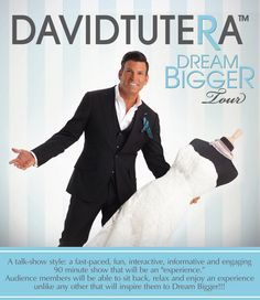 If I could have anything in the whole wide world for my wedding day, David Tutera would be my wedding planner :D love all his weddings!!!
