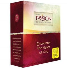 The Passion Translation Collection: Encounter the Heart of God (Paperback) – A Beautiful Boxed Gift Set that is Perfect for Confirmation, Christmas, and Psalm 5 3, Psalms, Letter From Heaven, Word Express, Arise And Shine, God's Heart, Thing 1, 12th Book, Books To Read Online