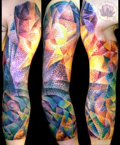 While I am not one to ever get my body tattooed, this is *ucking awesome!