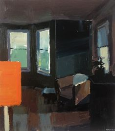 Diana Witte Gallery is a contemporary art gallery in Toronto focused on showcasing the work of emerging and mid-career artists. Orange Lamps, Room Paint, Interior Paint, Toronto, Contemporary Art, Art Gallery, Artsy, Artwork, Painting