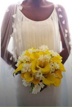 Du #jaune pour un bouquet #solaire