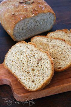 Pan sin gluten en Panera Lékué