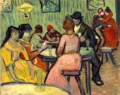"Vincent _ ""The Brothel"" 1888"