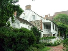 Dyckman Farmhouse Museum, 4881 Broadway at 204th Street, Inwood, Upper Manhattan