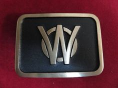 Bronze Reproduction of an original Willys WO Buckle. Fixed bale and measures 2 x 2 inches. Made in the USA, Third edition, Individually numbered and shipped post paid in US. Jeep Willys, Willys Wagon, Jeep Concept, Jeep Pickup, Buick Logo, Belt Buckles, Signage, Jeep Stuff, Station Wagon