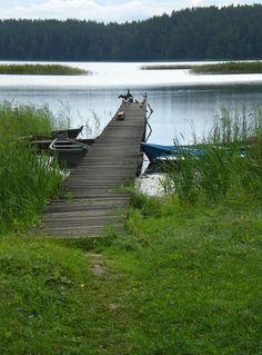 suwalskie jezioro
