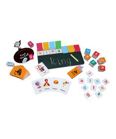 Look what I found on #zulily! Spell Cat Game by American Educational Products #zulilyfinds
