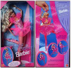 Twirling Ballerina Barbie