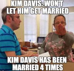 "Funny how many fans of ""traditional marriage"" are divorced"