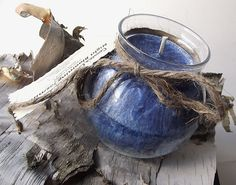 Night Blooming Jasmine Palm Wax Candle  Hand by curiouscarrie, $18.00