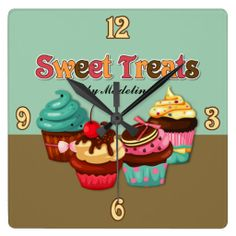 >>>Are you looking for          Sweet Treats Cupcakes Clock           Sweet Treats Cupcakes Clock we are given they also recommend where is the best to buyThis Deals          Sweet Treats Cupcakes Clock Review from Associated Store with this Deal...Cleck Hot Deals >>> http://www.zazzle.com/sweet_treats_cupcakes_clock-256545727264983824?rf=238627982471231924&zbar=1&tc=terrest