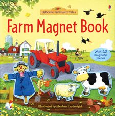 all of the magnet books are so good for vocab and following directions!