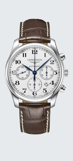 Uhr zoom The Longines Master Collection L2.759.4.78.3