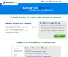 Free Business Plan Templates
