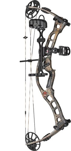 compound bow diagram