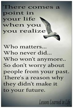 Who matters