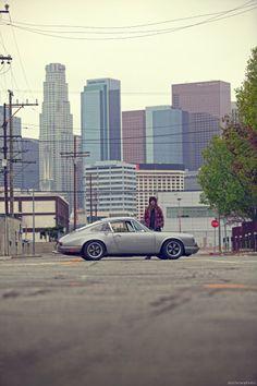 Magnus Walker:  Outlaw Porsche man //