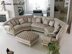 Итальянский диван Etoile Pigoli купить в Москве в Prima mobili