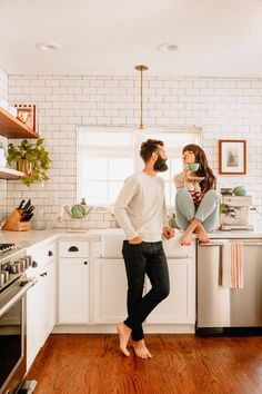 Why We're Renovating.Again - New Darlings Home Design, Design Blog, Beautiful Kitchen Designs, Beautiful Kitchens, Home Renovation, Home Remodeling, Kitchen Remodeling, New Darlings, Bright Kitchens