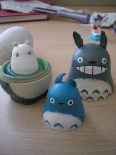 Latest posts of: AmiAmour Creative Activities For Kids, Crafts For Kids, Hayao Miyazaki, Diy Craft Projects, Projects To Try, Totoro Nursery, Anime Crafts, Matryoshka Doll, Camping Crafts
