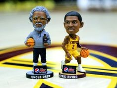 Cavs To Hold Kyrie Irving and Uncle Drew Bobblehead Night