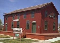 Utah Lehi Railroad Depot Museum