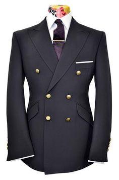 The Allerton Oxford Blue Suit