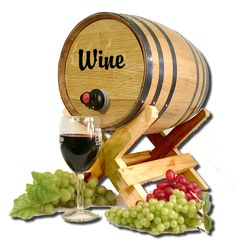 Love this box wine dispenser, great for parties and lots of good french wines available in this format!