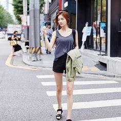 #CHUU2016 #summer style #사랑해츄 #SungKyung