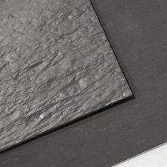 Slate Rubber Floor Tiles Grey with Backing